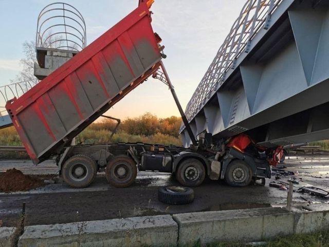 Авария на трассе Пермь - Екатеринбур