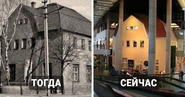 Фото-сравнения, показывающие, как быстро меняется мир вокруг нас