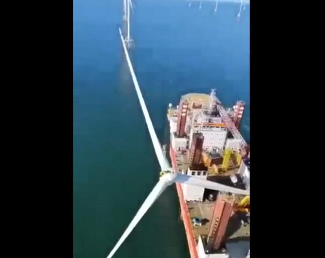 Ветреная турбина
