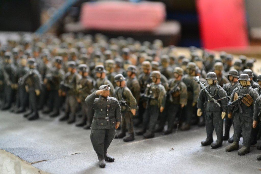 Как сделать армию армией 597