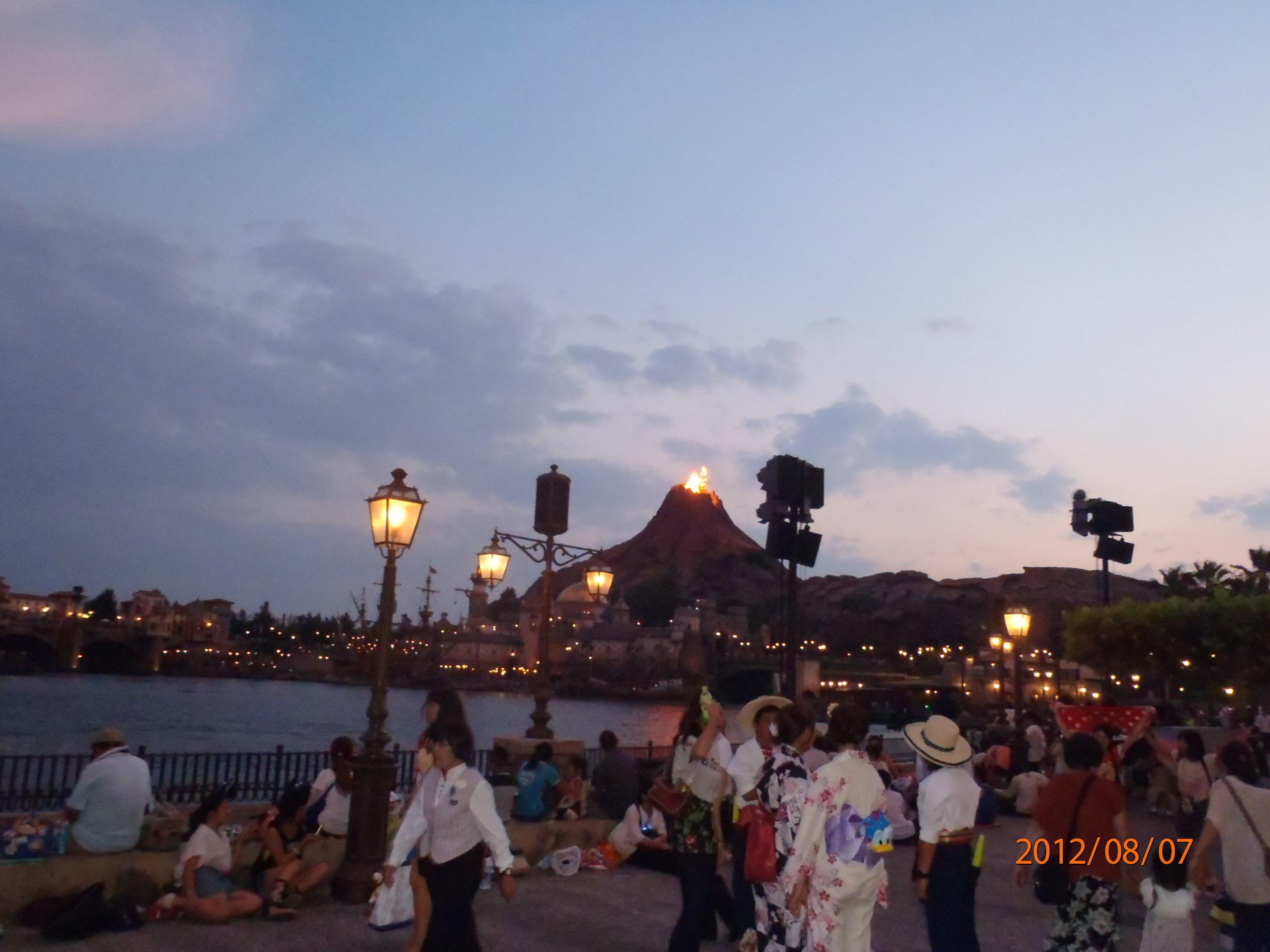 Disney Sea в Токио