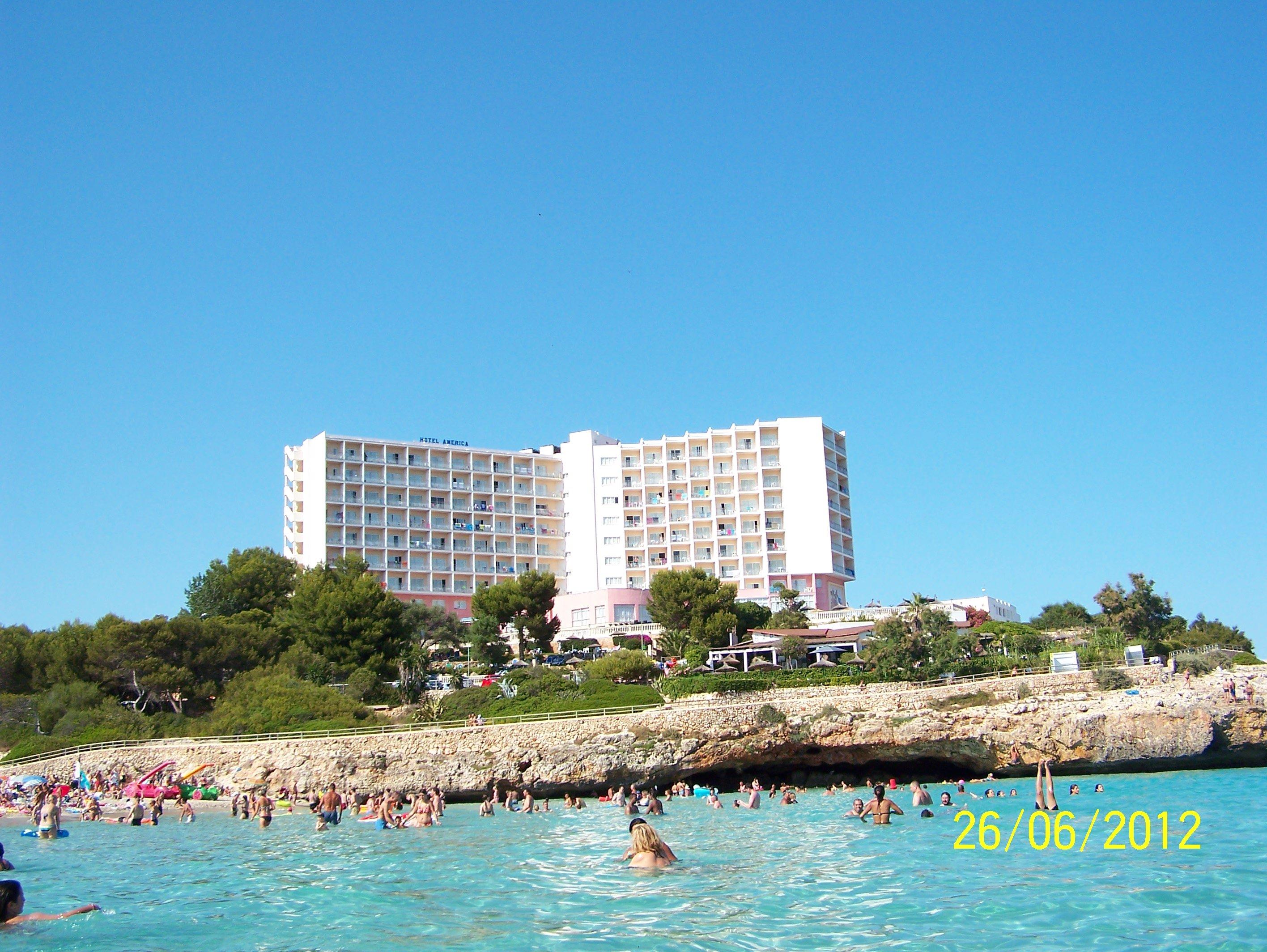 Вот это отель. Mallorca
