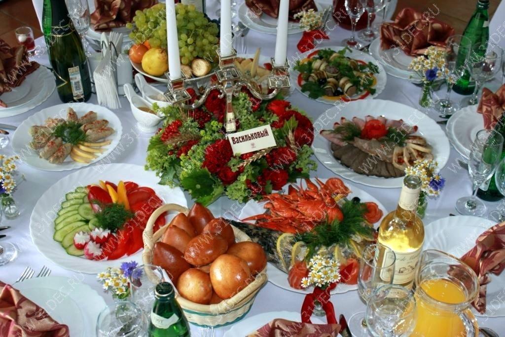 красиво получится, фото праздничных столов на день рождения дома это только наша