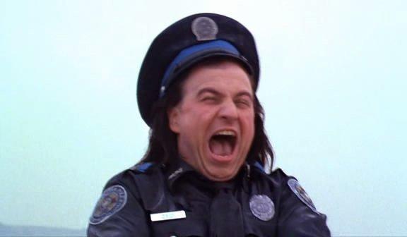 зед полицейская академия фото