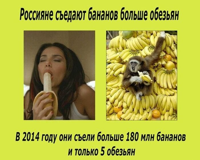 Анекдот про мартышку и банан