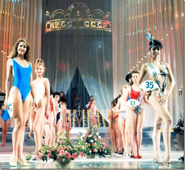 Все о конкурсе мисс ссср 1989