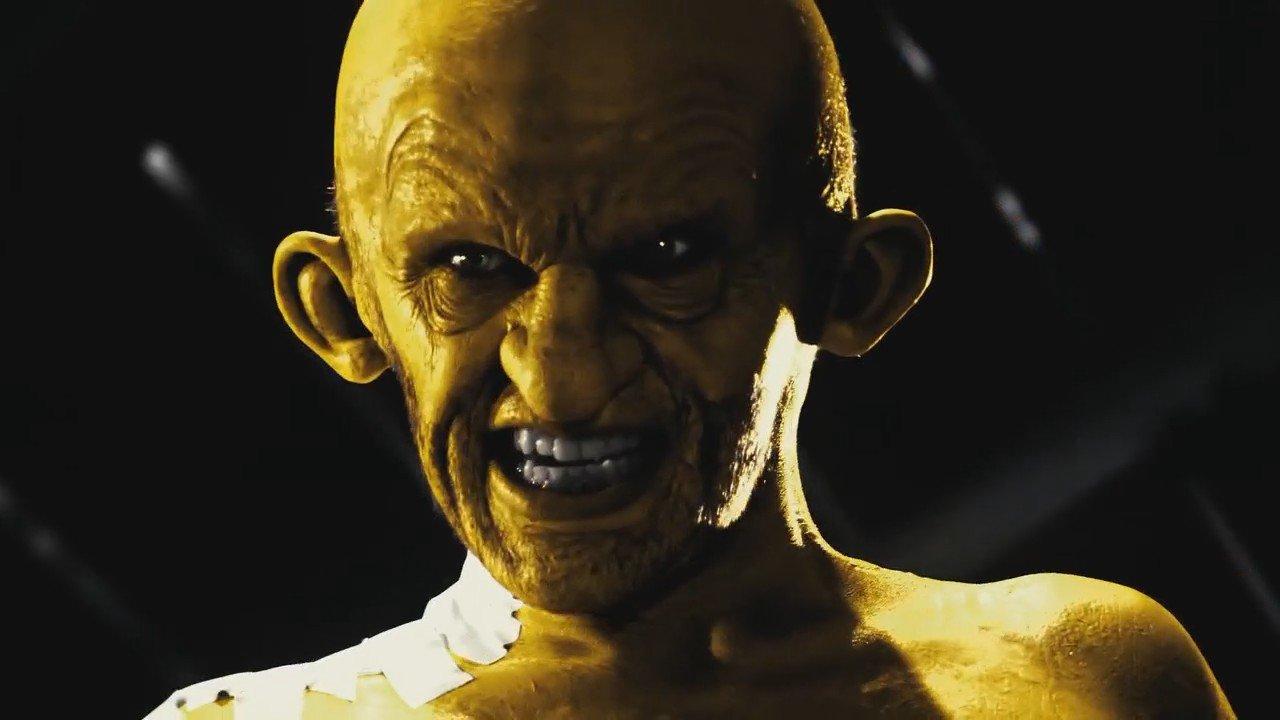 Желтый ублюдок