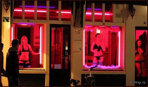 улица красных фонарей сколько стоит проститутка