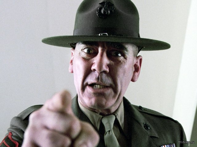 Full metal jacket quotes gunnery sergeant hartman